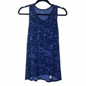 SALE ❤️ Athleta blue black racer back tank